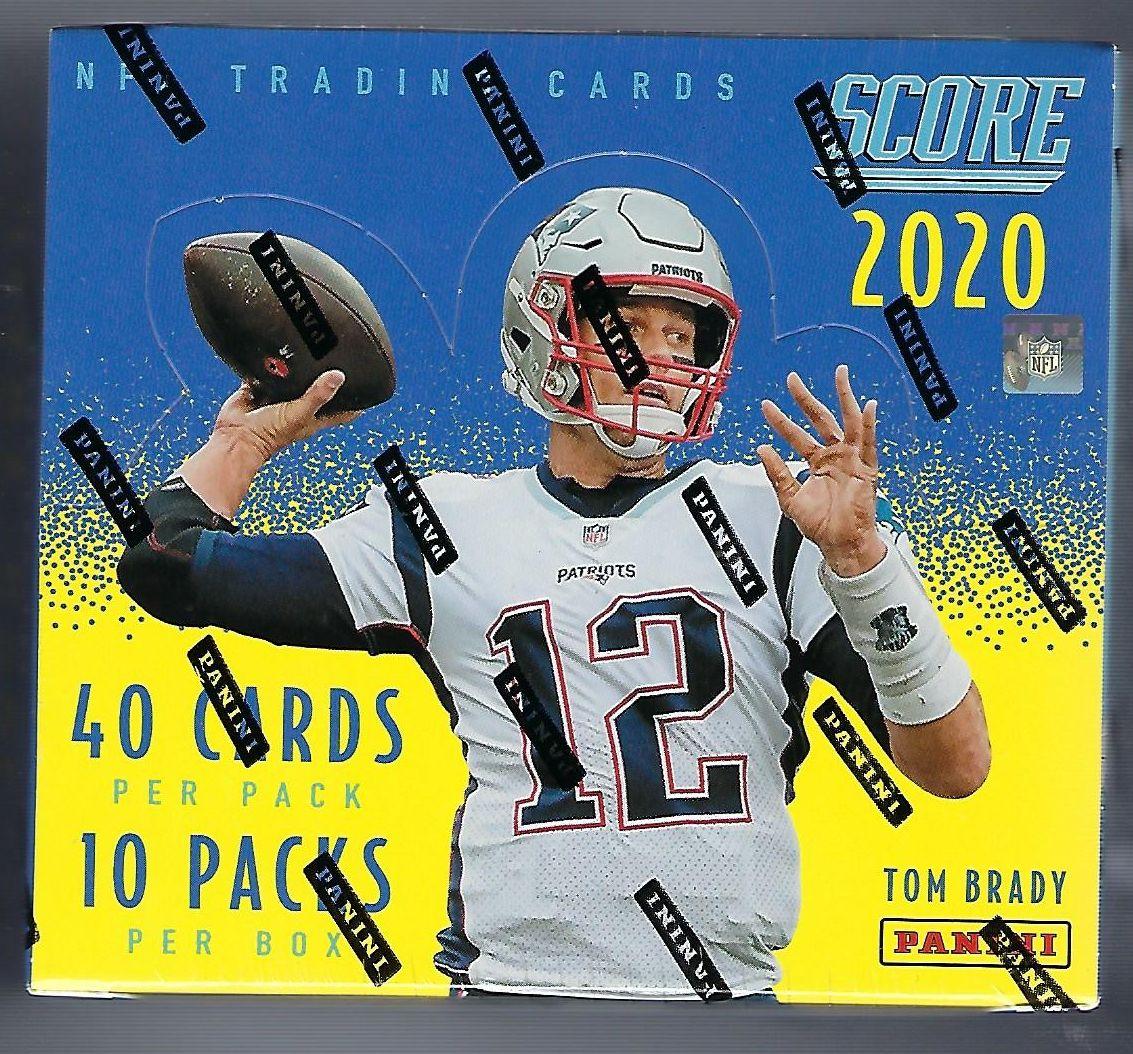 2020 SUPER BREAK Football PLAYOFF Edition Super Pack