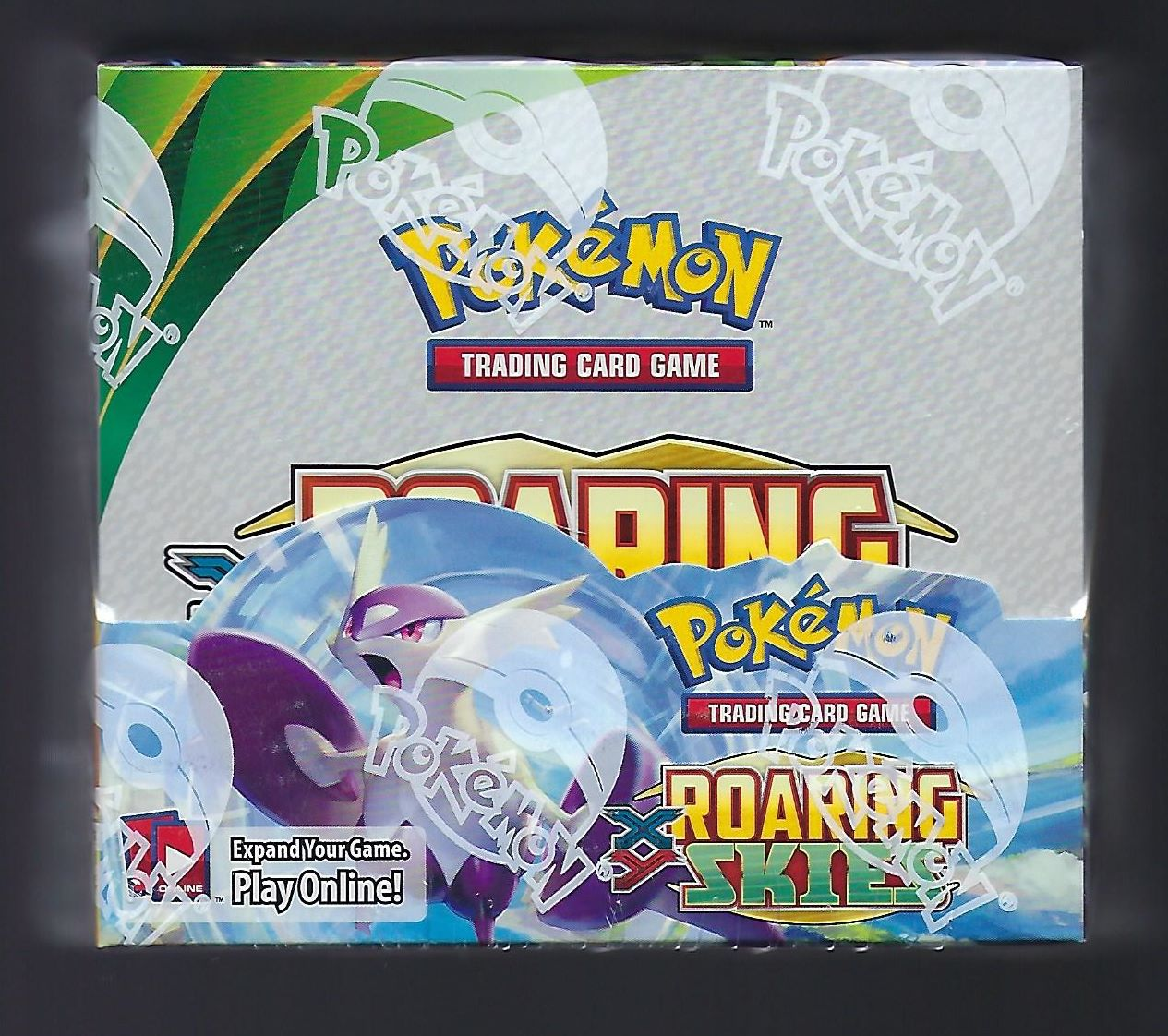 Pokemon Roaring Skies Booster Box