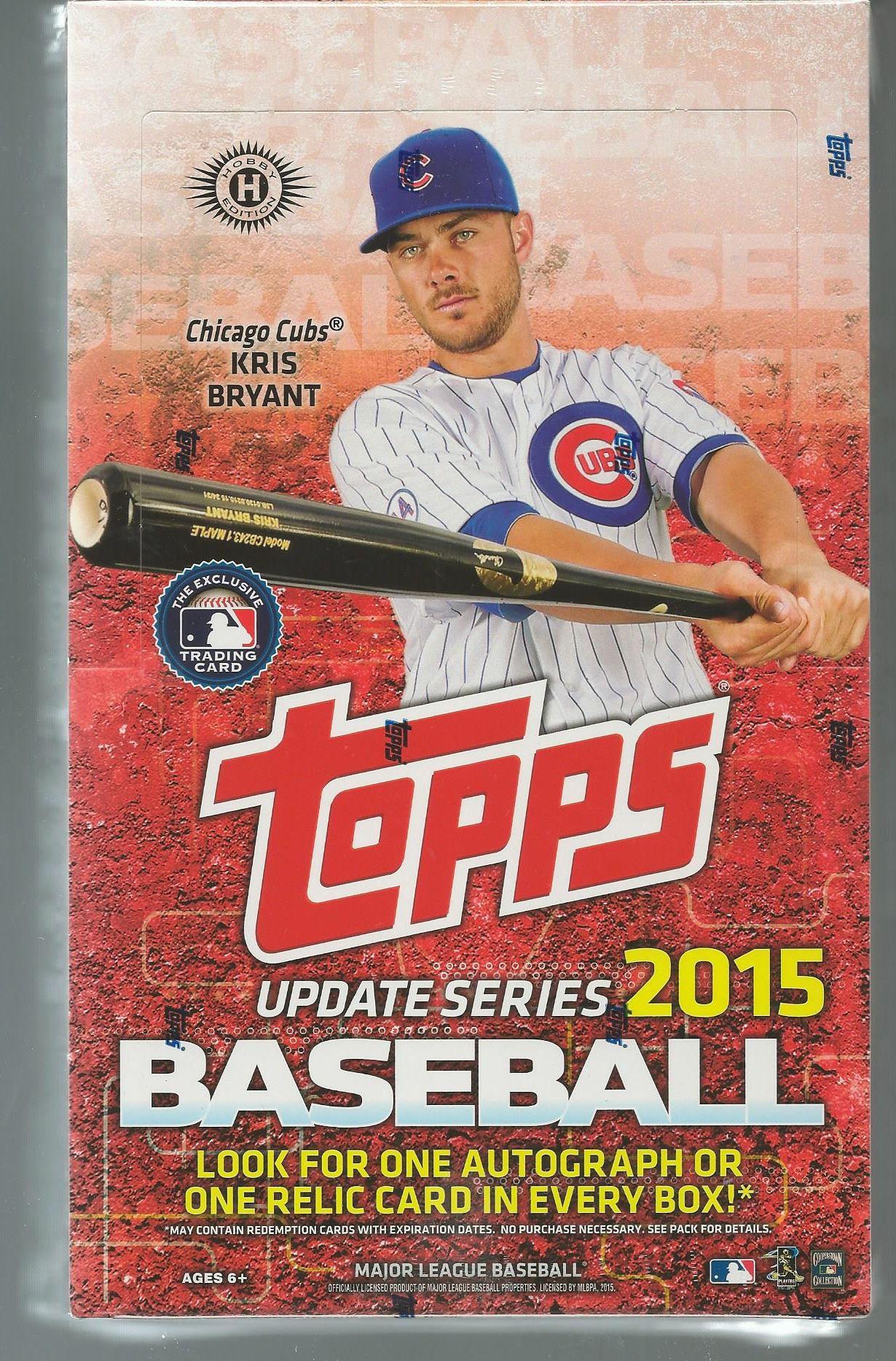 2015 Topps Baseball Update