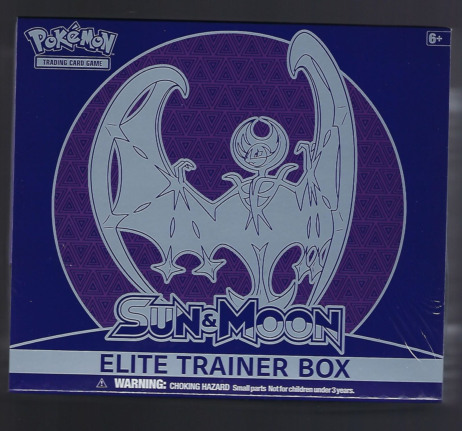 Pokemon Sun & Moon Elite Trainer Lunala